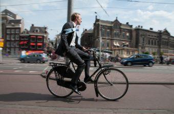 «Vélomania», l'expo photo qui braque sa dynamo sur les cyclistes
