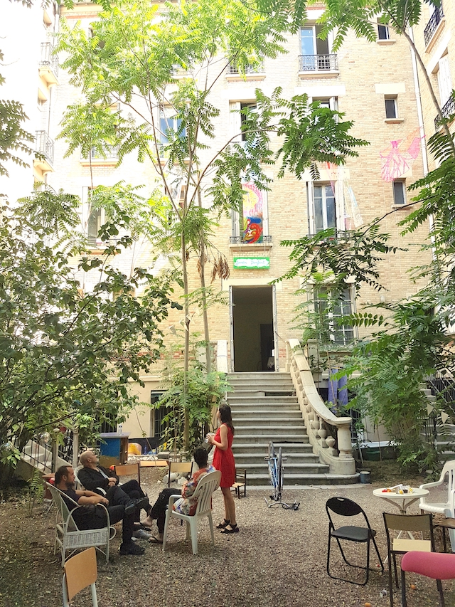 Le Jardin Denfert / @ Mona Prudhomme pour Enlarge your Paris