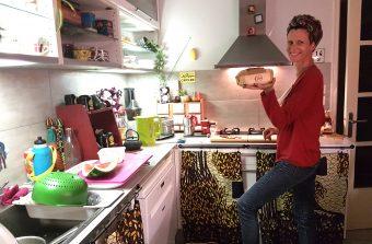 Julie Gourhant, hôte Airbnb en banlieue
