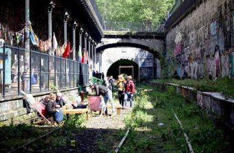 Descendez sur les rails de la Petite Ceinture samedi à Paris