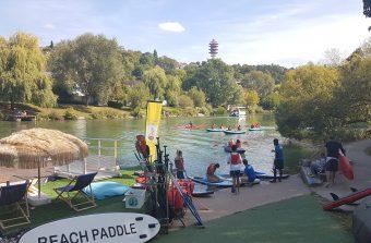 J'ai testé prendre le large en paddle sur la Marne