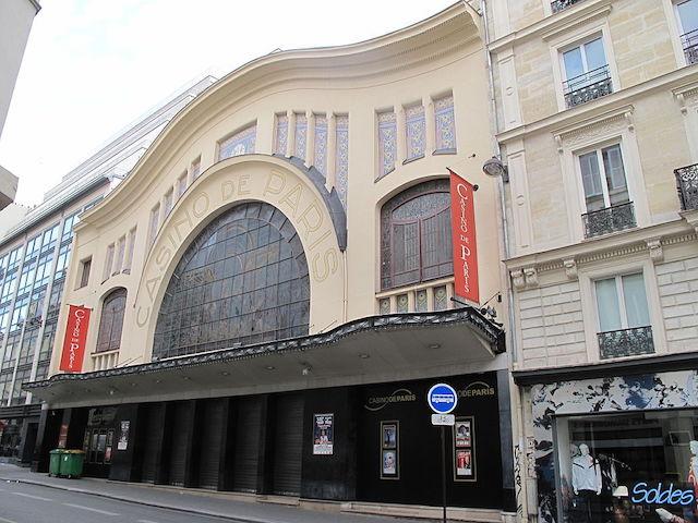 Le Casino de Paris / @ Tangopaso (Creative commons)