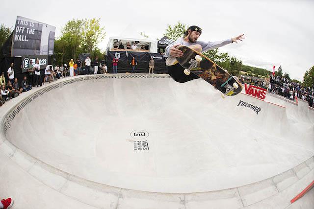 Le nouveau bowl du Cosanostra skatepark à Chelles / © Cosanostra skatepark