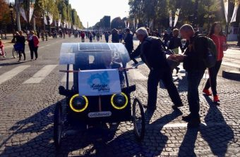 Paris ferme ses portes aux voitures dimanche