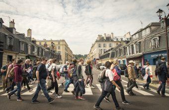 La marche, 1er mode de transport depuis plus de 10 ans dans le Grand Paris