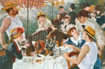 La griffe de Renoir célébrée à Chatou