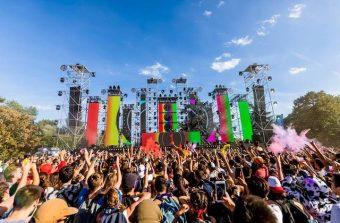 L'Elektric Park Festival monte le son sur l'île des Impressionnistes