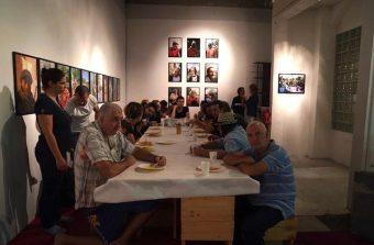 Yvan Loiseau raconte le 93 en photo et aux fourneaux à Saint-Denis