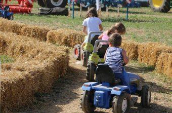 Le Festival de la Terre, le festival le plus agricool du week-end