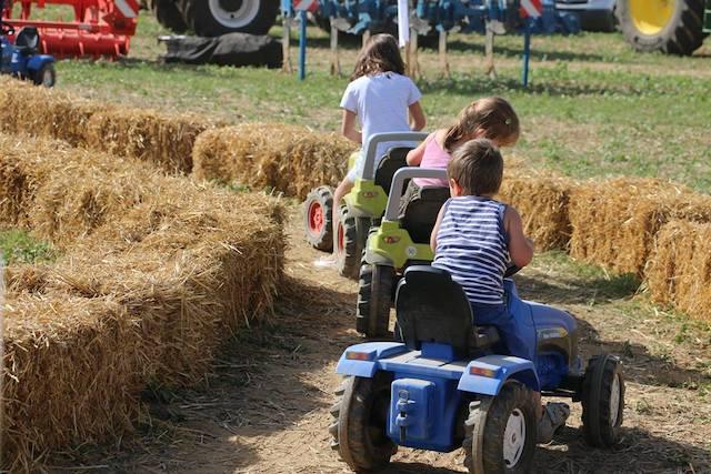 Le Festival de la Terre organisé par les Jeunes agriculteurs d'Île-de-France / @ Les Jeunes agriculteurs d'Île-de-France