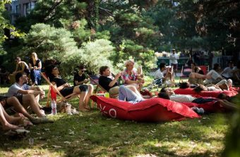 Les Siestes Electroniques s'invitent dans un parc classé de Nogent