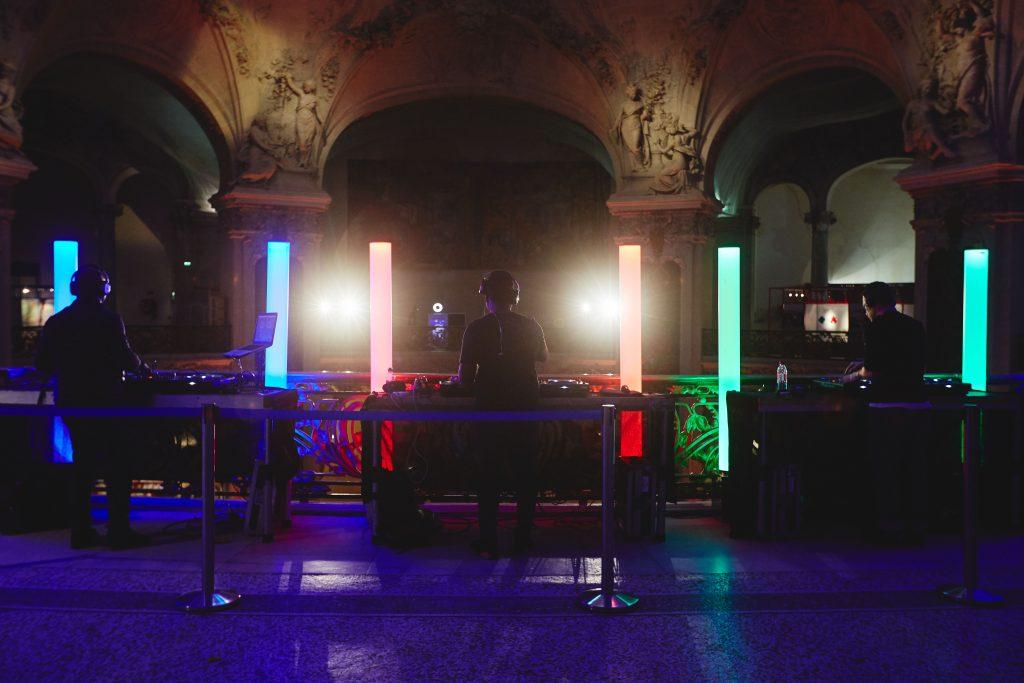 """""""Les Silencieuses"""", nocturnes musicales au Palais de la découverte /  © R. Thenadey"""