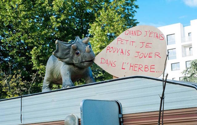 La bergerie des Malassis à Bagnolet / © Sylvie Biscioni
