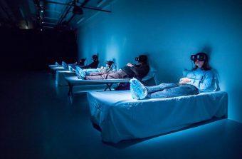 La biennale Némo pose la question de l'avenir de l'être humain