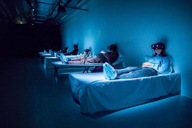 La Biennale Némo des arts numériques / © Biennale Nemo