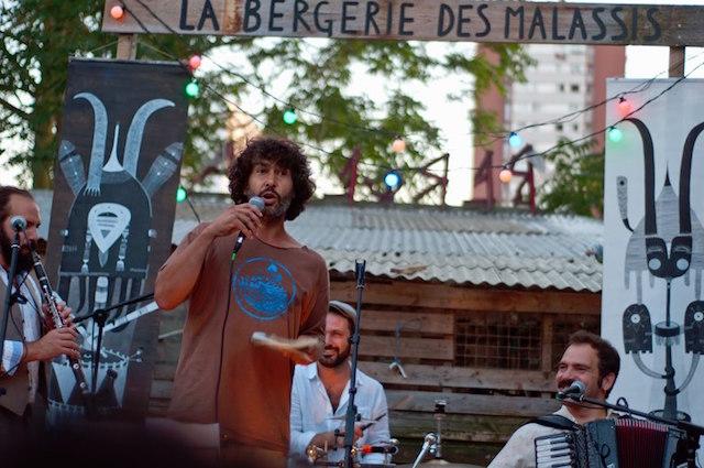 Gilles Amar, fondateur de la bergerie des Malassis / © Bergerie des Malassis