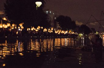 Des lanternes pour éclairer Aubervilliers sous un autre jour et réunir les habitants