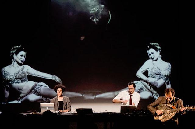 La performance Love and Revenge par La Mirza et Rayess Bek / © Love and revenge