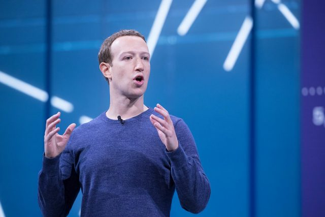 Mark Zukerberg, fondateur de Facebook / © Anthony Quintano (Creative commons -Flickr)