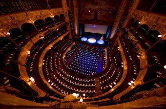Le théâtre du Châtelet se convertit au clubbing