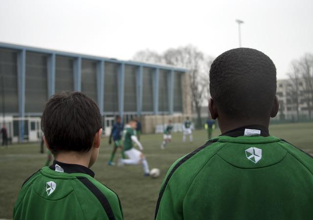 Club de foot de Bondy / © Rémi Belot pour les Cahiers du foot