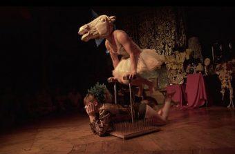 Cabaret écolo sous le Chapiteau Raj'ganawak