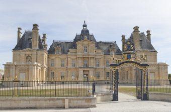T'as le look rococo au château de Maisons-Laffitte