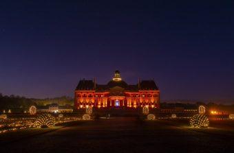 Les châteaux grand-parisiens se mettent sur leur 31 pour Noël