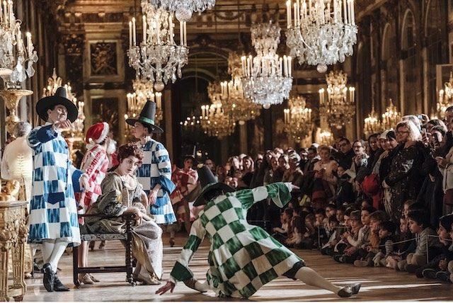Le Parcours du roi au château de Versailles / © Agathe Poupeney
