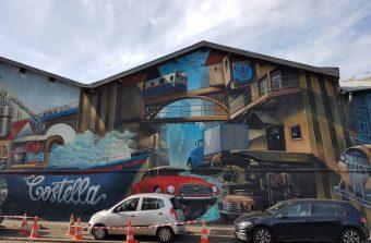 La Street Art Avenue se pare de nouvelles oeuvres