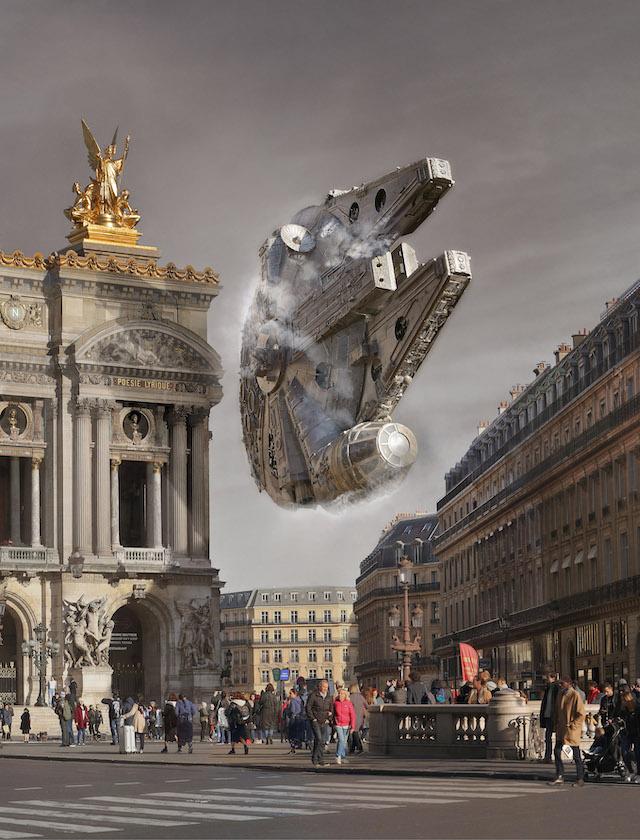 Avenue des étoiles / © Laurent Pons