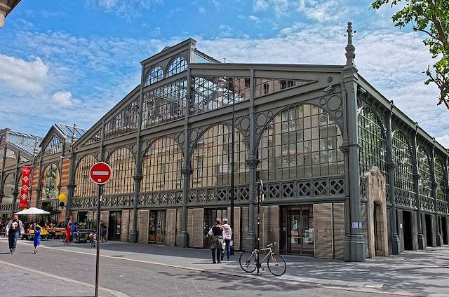 Le Carreau du Temple à Paris se transforme en mall culturel les 14 et 15 décembre à l'occasion de Culture au quai / © Besopha (Wikimedia commons)