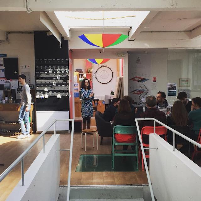 Casaco, espace de coworking à Malakoff / © Casaco