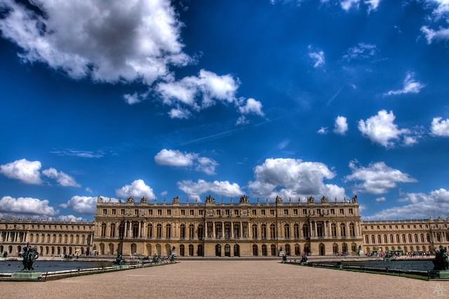 Le Château de Versailles / © Antonio Lavela (Flickr - Creative commons)