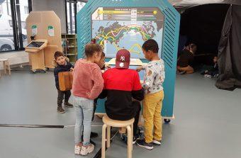 «Trajectoires», l'expo qui met en scène nos déplacements à l'Exploradôme