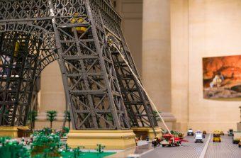 L'expo Lego qui casse des briques à Versailles