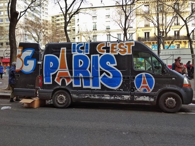 Fin de marché / © Solenn Cordroc'h pour Enlarge your Paris