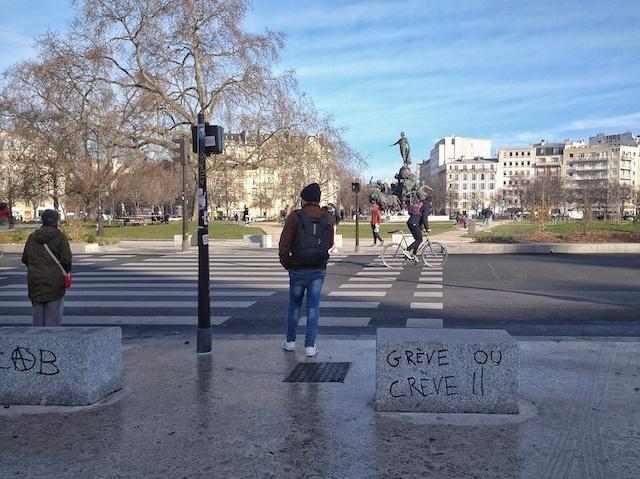 Place de la Nation / © Solenn Cordroc'h pour Enlarge your Paris