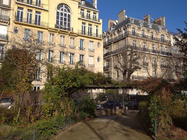 Avenue Foch / © Solenn Cordroc'h pour Enlarge your Paris