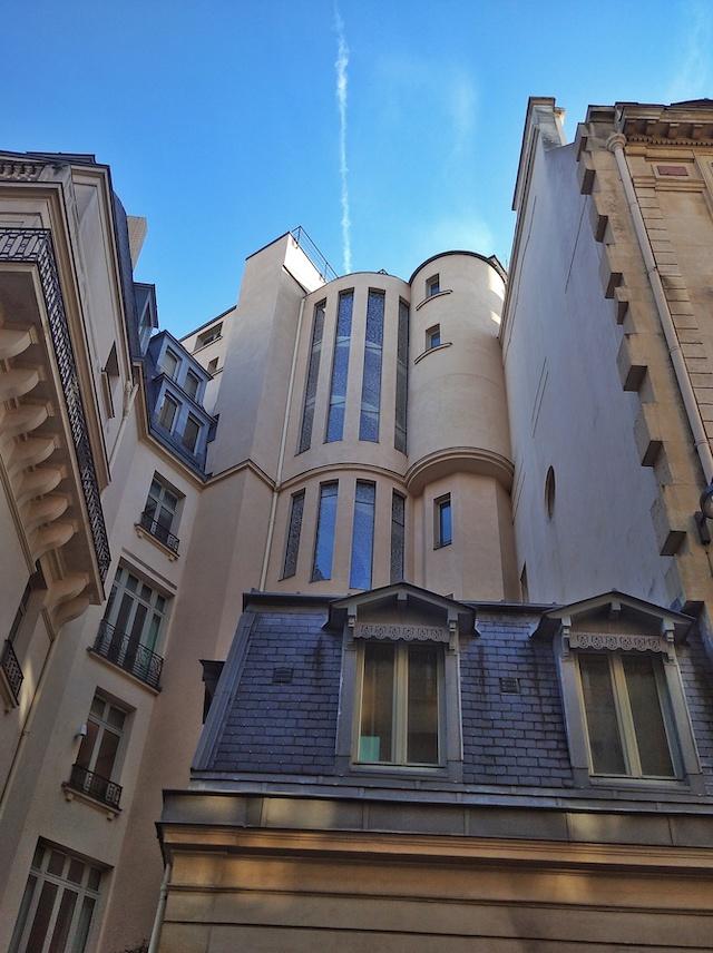 Paysage architectural / © Solenn Cordroc'h pour Enlarge your Paris