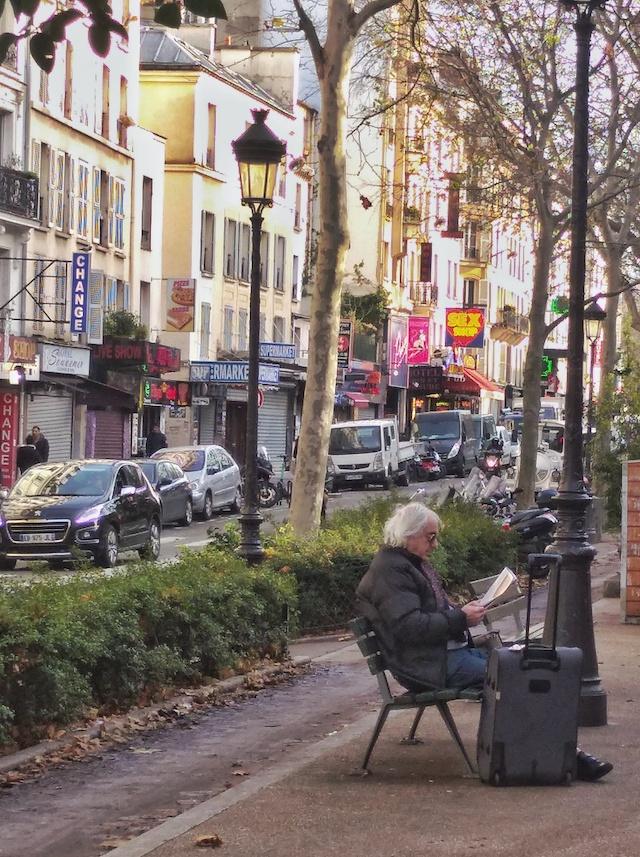 Les ramblas parisiens / © Solenn Cordroc'h pour Enlarge your Paris
