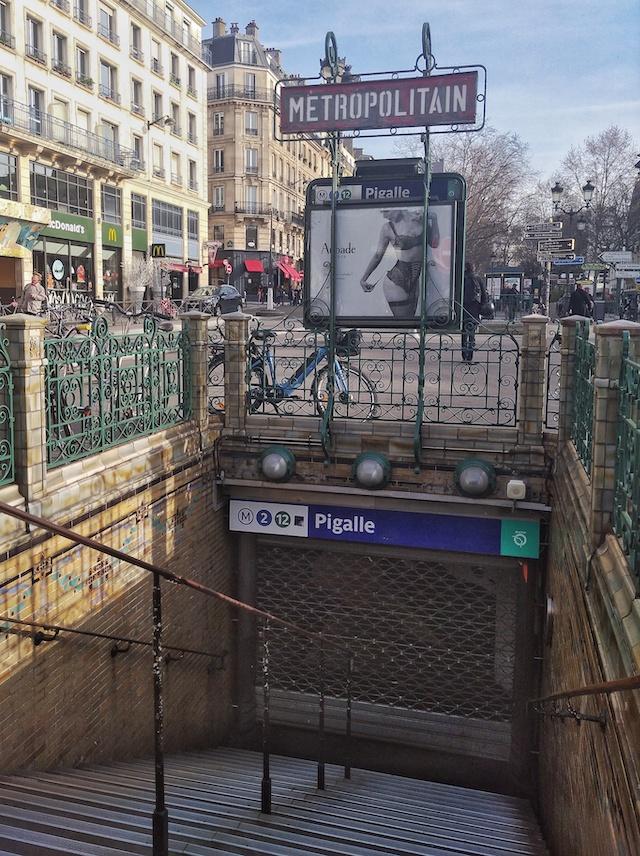 Pigalle / © Solenn Cordroc'h pour Enlarge your Paris