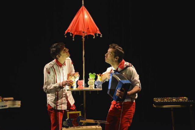 Le Petit orchestre de jouets est l'un des invités de la 7e édition du festival Tout'ouie / © Maron Bouillie