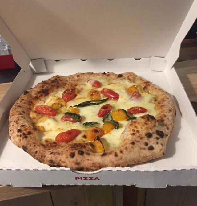 Pizza au Filomena / © Filomena