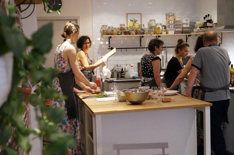 Un atelier à la Positive Academy / © Positive Healthy Foods