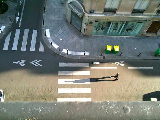 Une rue à Paris / © Tommy Pouilly (Creative commons - Flickr)