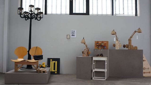 Le showroom d'Ici Montreuil à Montreuil / © Ici Montreuil