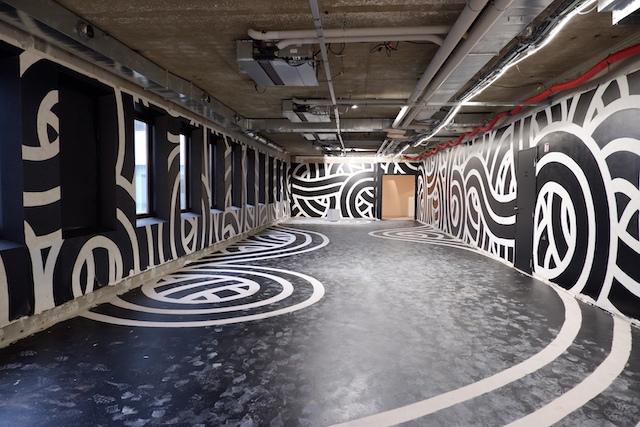 """Exposition """"Ceci n'est pas un bureau"""" à Nanterre / © Solenn Cordroc'h pour Enlarge your Paris"""
