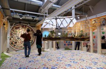 La transition écologique vue par des artistes au MAIF Social Club