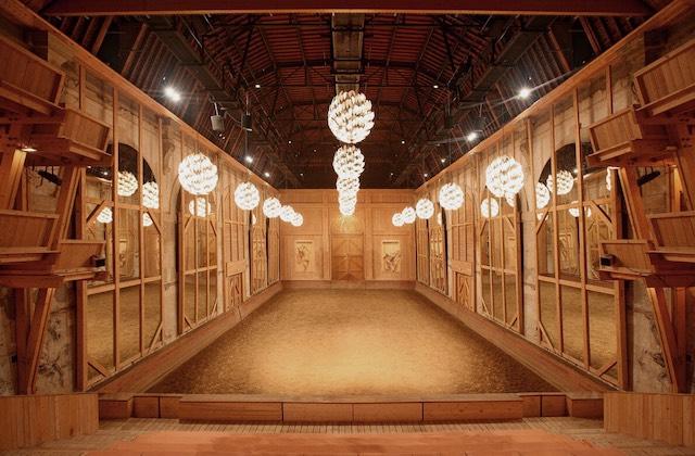 Les écuries royales à Versailles seront l'un des sites à visiter en mode VIP lors de Paris face cachée du 31 janvier au 2 février / © Paris face cachée